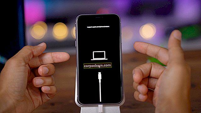 """Kaip pataisyti atkūrimo režimu įstrigusį """"iPhone"""""""
