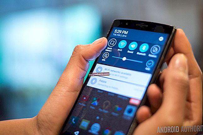 Cách chụp ảnh màn hình trên Android