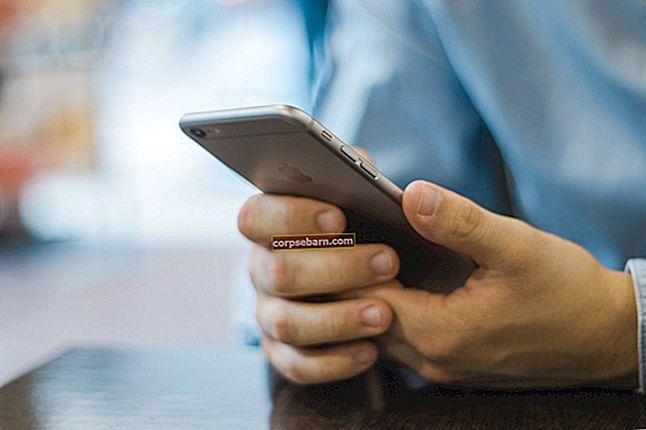 Kuidas parandada iPhone'i kõne ebaõnnestunud viga