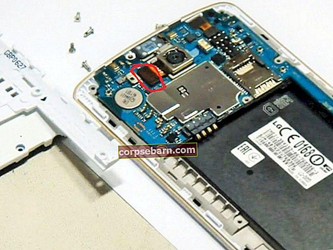 Kuidas parandada LG G3 aeglase laadimise probleemi / tühjendamist