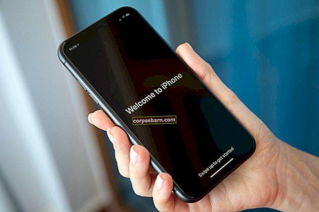 Kuidas parandada iPhone'i piltide saatmata jätmist