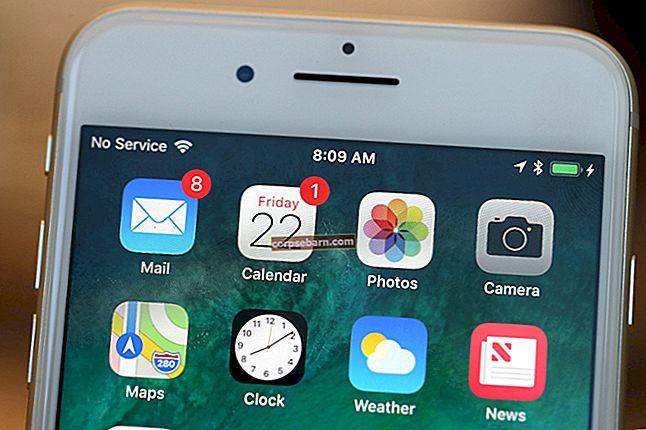 Πώς να διορθώσετε καμία υπηρεσία στο iPhone - Ο εύκολος τρόπος