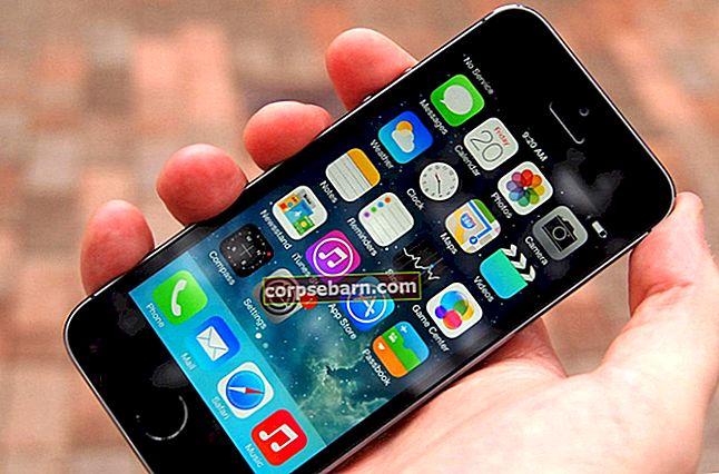 Kuidas parandada iPhone'i sinist surmaekraani