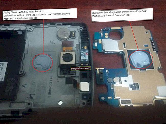 Kuidas lahendada LG G3 ülekuumenemise probleeme