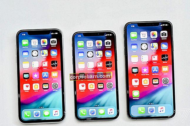 iPhone'i ja Apple'i vead ja parandused