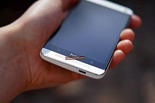 Kuidas HTC One M7 tehases lähtestada