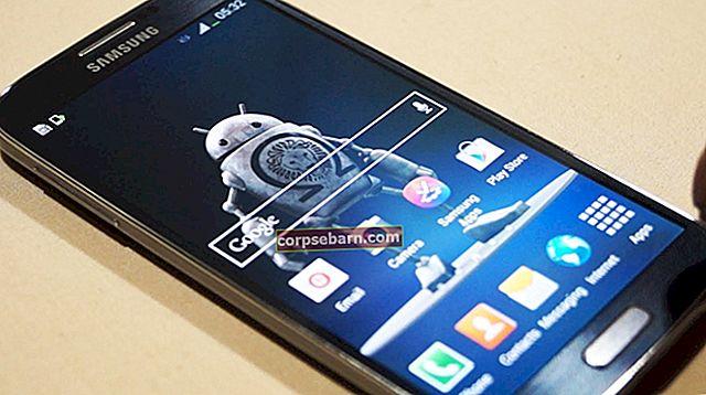 Kuidas Samsungi Galaxy S5-l ODIN-i kaudu varude ROM-i vilkuda