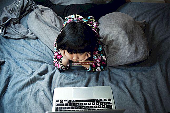 Jak povolit rodičovskou kontrolu v prohlížeči Google Chrome