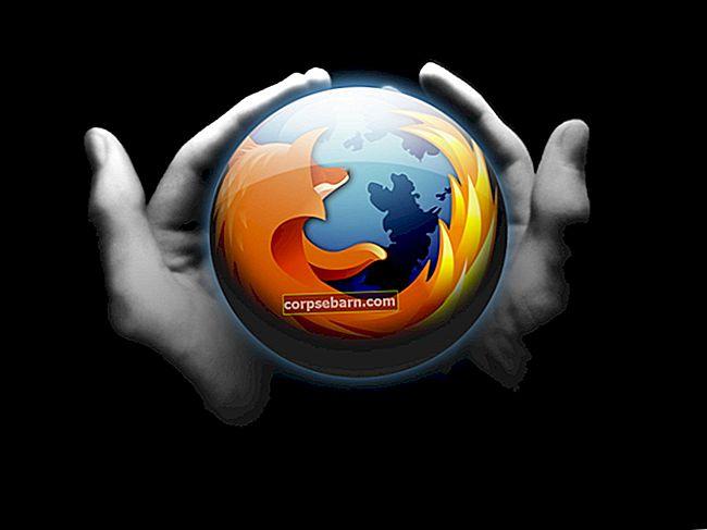 Jak vstoupit do anonymního režimu v prohlížeči Mozilla Firefox