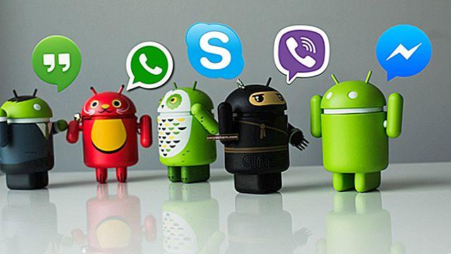 Κορυφαίες καλύτερες εφαρμογές άμεσων μηνυμάτων για Android