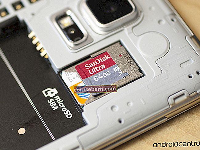 Πώς να μετακινήσετε αρχεία σε κάρτα SD στο Samsung Galaxy S5