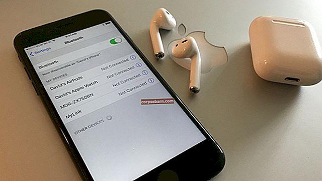 Πώς να διορθώσετε ένα iPhone / iPad που δεν θα συνδεθεί σε Bluetooth