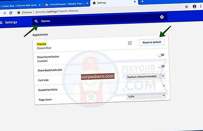 Πώς να εγκαταστήσετε και να καταργήσετε το θέμα στο Google Chrome