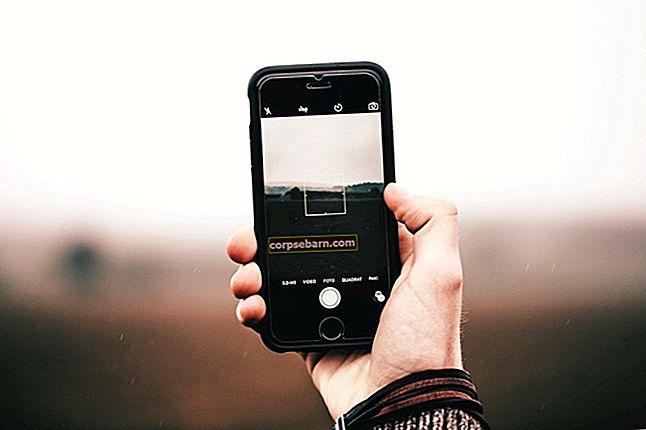 Πώς να διορθώσετε την κάμερα iPhone δεν θα εστιάσει