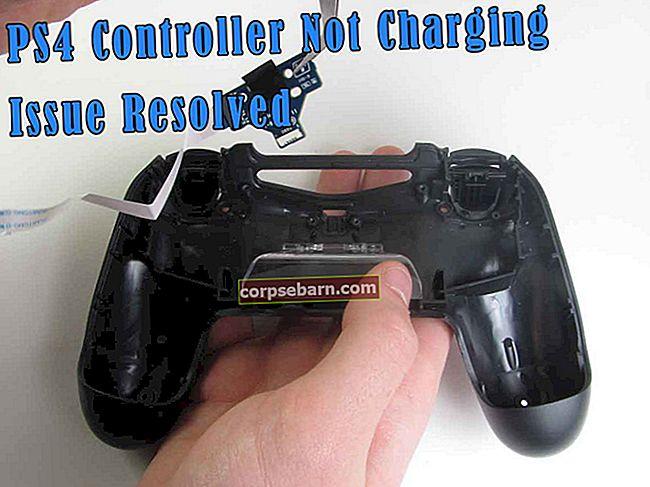 Các bản sửa lỗi có thể xảy ra đối với bộ điều khiển PS4 không sạc