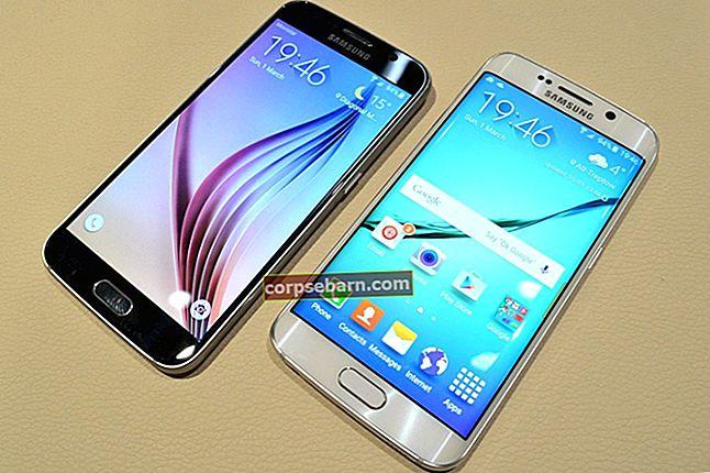 Τρόπος επίλυσης προβλημάτων Galaxy S6 Edge Bluetooth