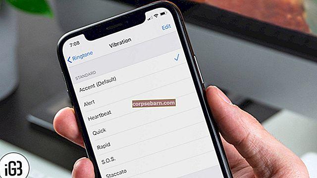 Η δόνηση δεν λειτουργεί στο iPhone - Πώς μπορεί να διορθωθεί