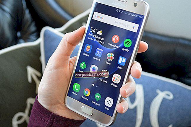 Πώς να διορθώσετε τα κουμπιά τροφοδοσίας και έντασης του Samsung Galaxy S7 που δεν λειτουργούν