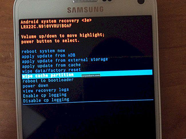 Πώς να διορθώσετε το Samsung Galaxy S3 που δεν εκκινεί