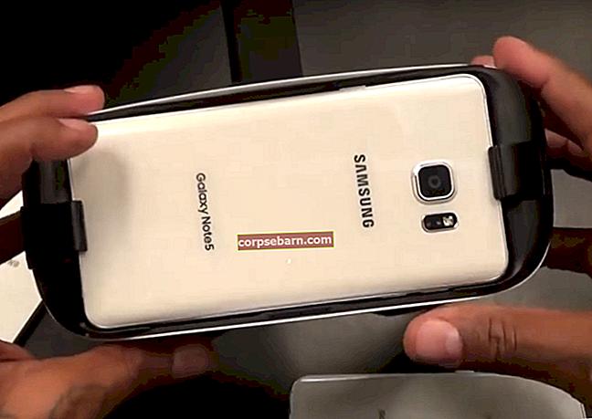 Τρόπος επίλυσης προβλημάτων υπερθέρμανσης του Galaxy Note 5