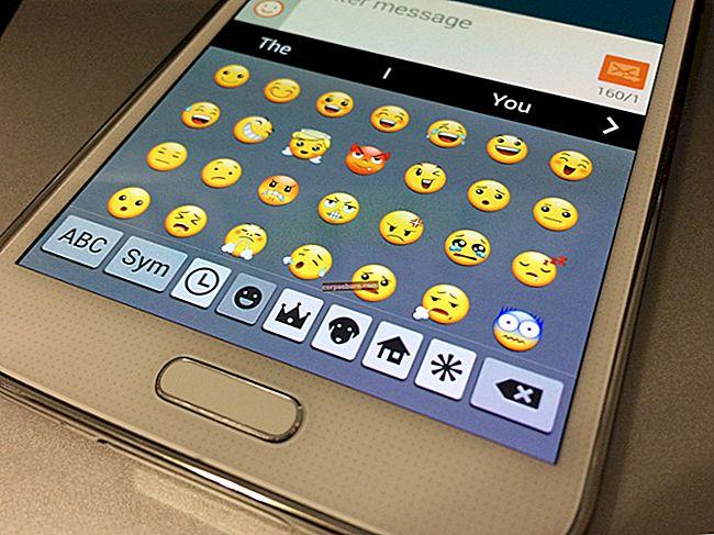Πώς να χρησιμοποιήσετε το Emoji Emoticons στο Samsung Galaxy S5
