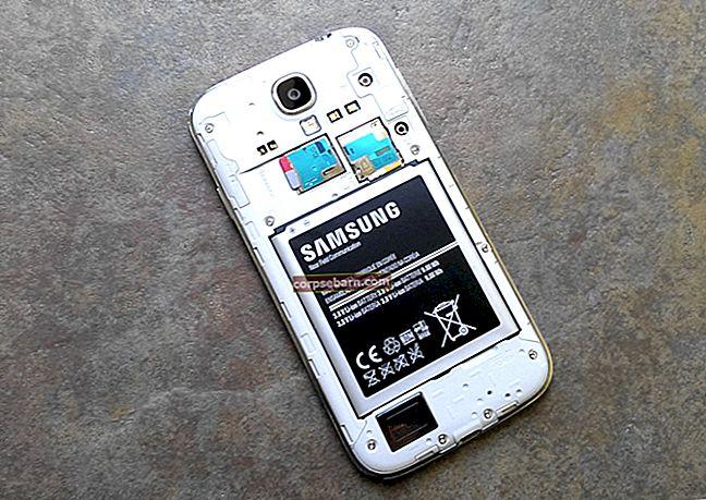 """Samsung Galaxy S3 vea """"Kahjuks on galerii peatatud"""" parandamine"""