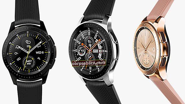 Samsung Galaxy Watch (Gear S4): Δεν αλλάζει πάρα πολύ από τον προκάτοχό του