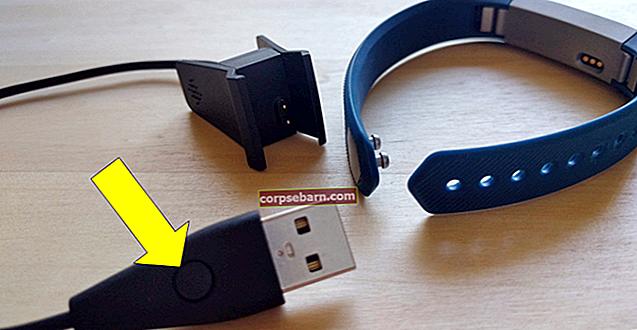 Τρόπος επίλυσης προβλημάτων φόρτισης Fitbit