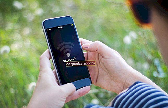 5 τρόποι επίλυσης του IPod Touch δεν θα συνδεθεί σε δίκτυο Wi-Fi