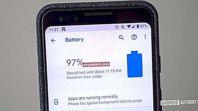 Τρόπος επίλυσης προβλημάτων ζωής μπαταρίας OnePlus 6