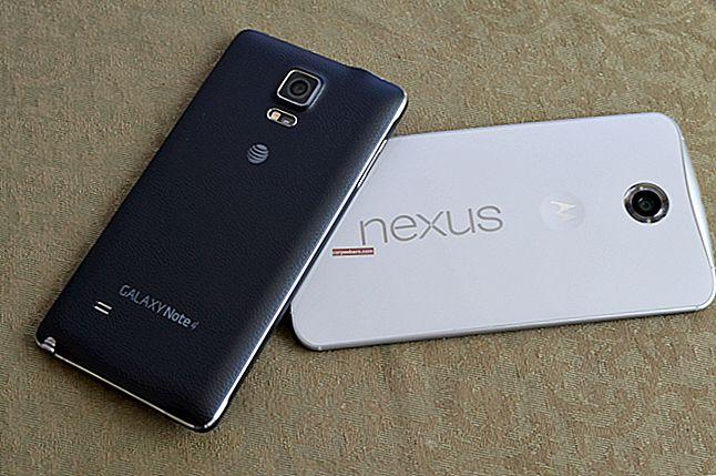 """Kaip išspręsti """"Nexus 6"""" našumo problemas"""