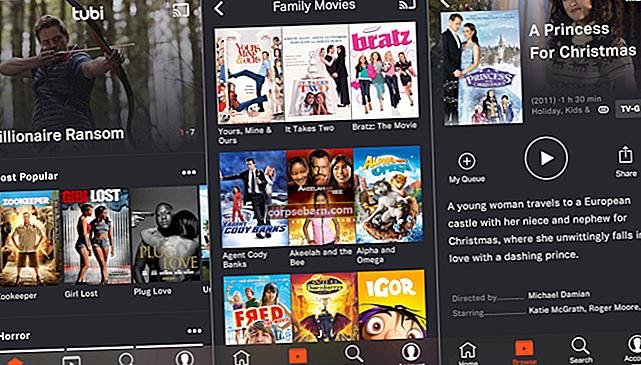 Κορυφαίες καλύτερες εφαρμογές για ροή ταινιών και τηλεοπτικών εκπομπών σε Android