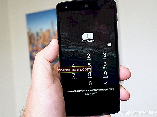 Πώς να διορθώσετε το «PIN δικτύου ξεκλείδωμα PIN» σε τηλέφωνα Android