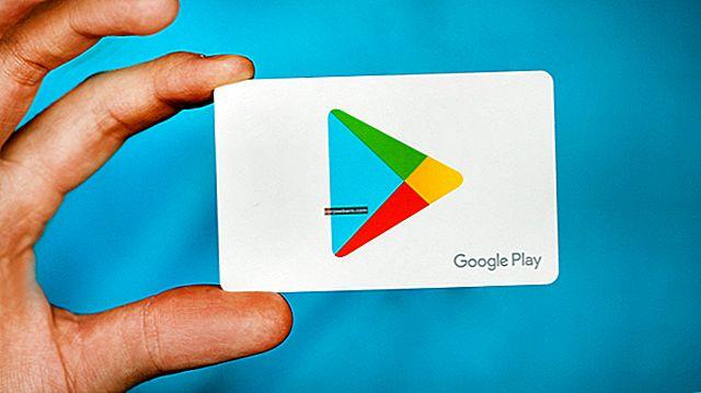 Kuinka korjata Google Play Kaupan todennusvirhe