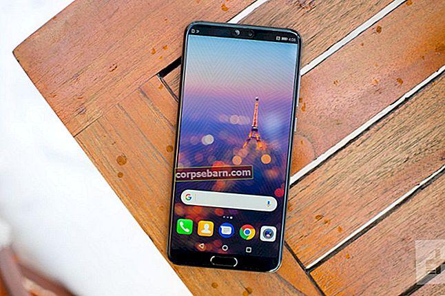 Συνηθισμένα ζητήματα Huawei P20 Pro και οι επιδιορθώσεις τους