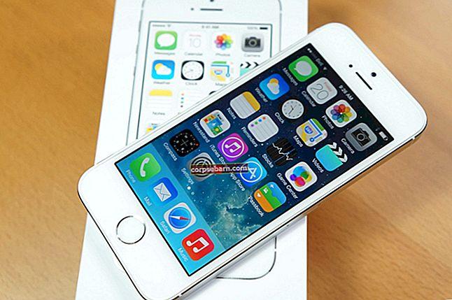 5 τρόποι για να επιδιορθώσετε το πρόβλημα iPhone 5 με το Siri