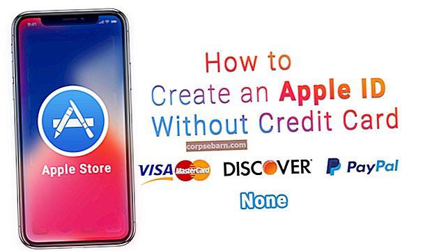 Πώς να δημιουργήσετε δωρεάν Apple ID (χωρίς πιστωτική κάρτα)