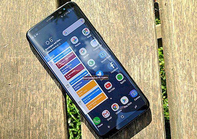 Κορυφαίες καλύτερες εφαρμογές για Samsung Galaxy S8