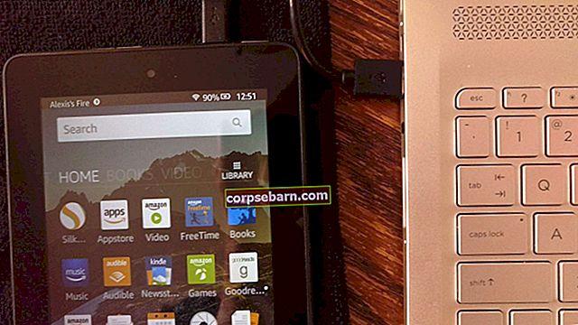 Google Play installimine Kindle Fire'ile