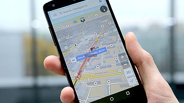 Parimad parimad Androidi GPS-rakendused