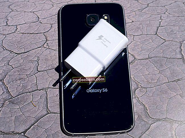 Kuidas lahendada Samsung Galaxy S6 aeglase laadimise probleem