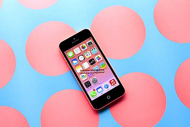 Kuidas parandada iPhone 5c-d, mis näitab valet aega