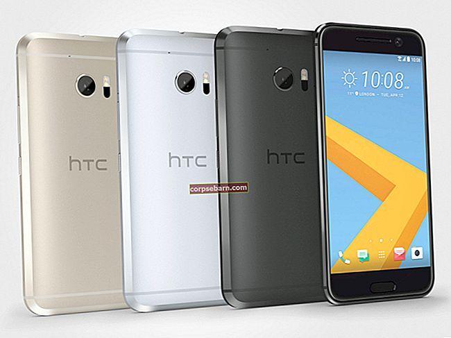 Jak opravit problémy s připojením HTC 10 k Wi-Fi
