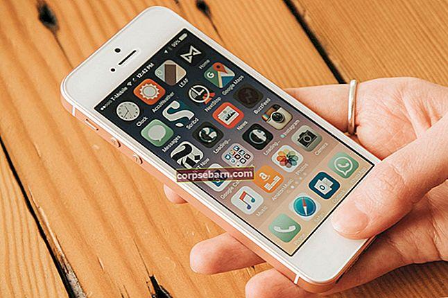iPhone SE Běžné problémy a opravy