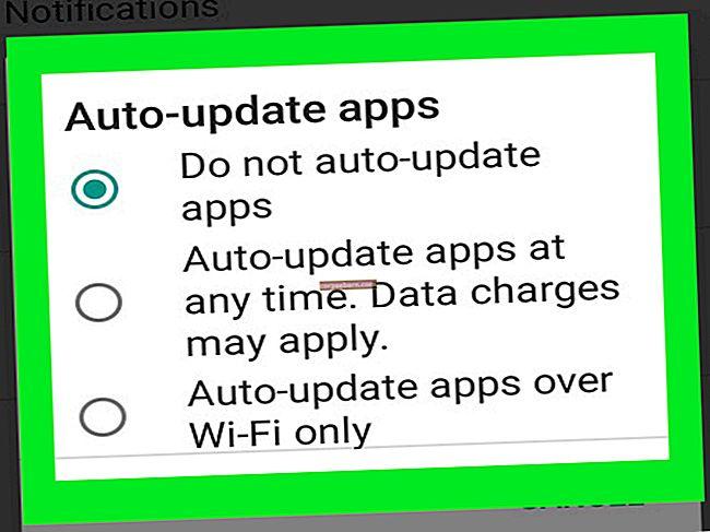 Jak aktualizovat aplikace v systému Android