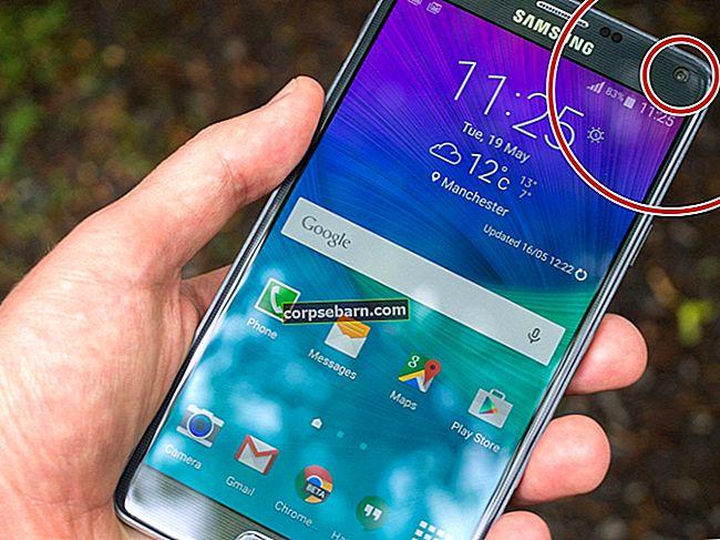 """Kā novērst Samsung Galaxy Note 4 """"Diemžēl kontakti ir pārstājuši darboties"""""""