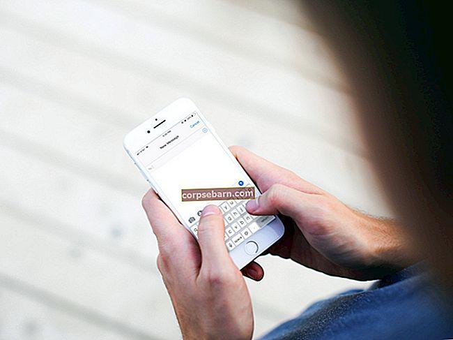 Kā izslēgt iMessage iPhone tālrunī