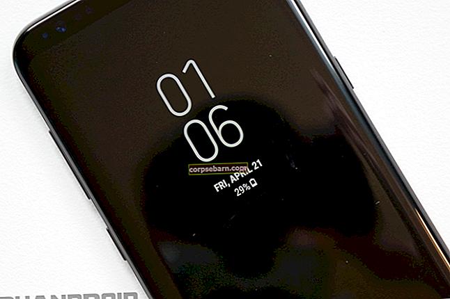 Samsung Galaxy S8 nejauši restartēts - kā to novērst