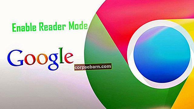 Kā aktivizēt lasīšanas režīmu pārlūkā Google Chrome