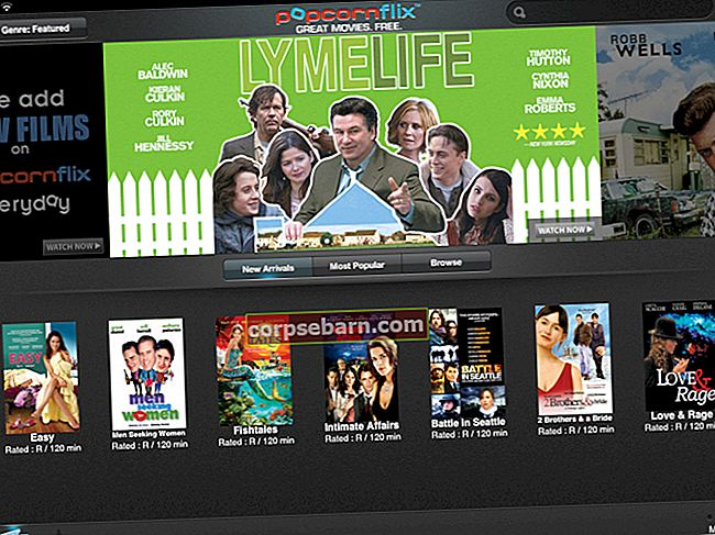 Jak sledovat filmy na iPadu zdarma